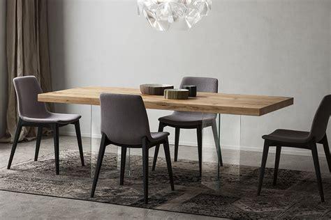 Tavolo design legno di recupero Doge NAPOL ARREDAMENTI