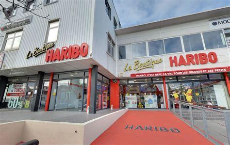 siege social marseille usine boutique haribo fabrication de bonbons à marseille