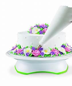 Wilton Trim-N-Turn Ultra Cake Decorating Turntable - Cake