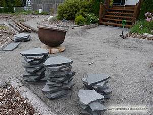 how to build a stone path required materials and tools With faire une allee de jardin pas cher