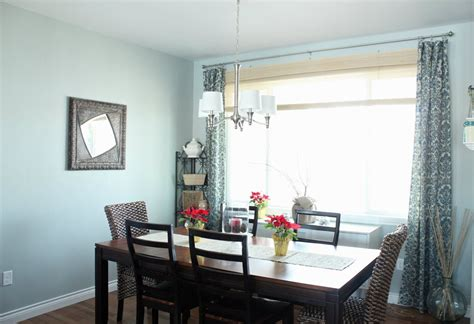 nook ideas dining room curtains the wood grain cottage