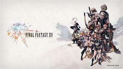 Fantasy Final Xiv Wallpapers Ffxiv Realm Reborn