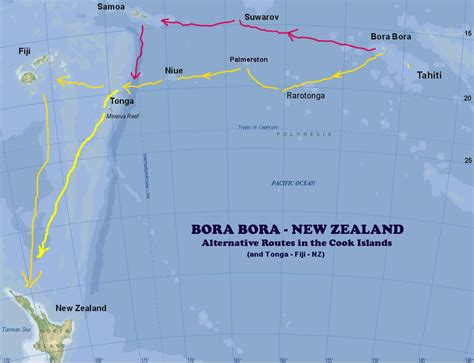 Bora Bora Map Monde by Bora Bora World Map Roundtripticket Me