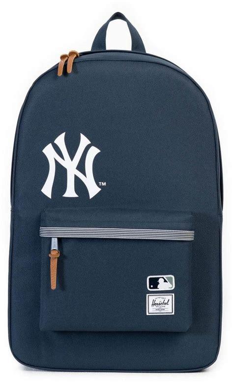 new yorker rucksack herschel rucksack mit laptopfach 187 heritage mlb new york