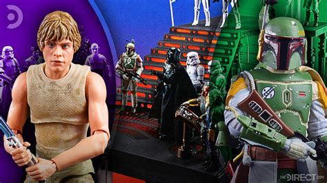 Hasbro Reveals New Star Wars: The Black Series Figures for ...