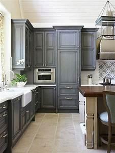 cuisine grise quelle couleur au mur kirafes With cuisine grise quelle couleur au mur