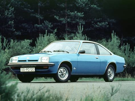 Opel Manta by 1978 Opel Manta Coup 233 Related Infomation Specifications