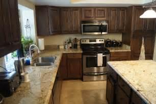 Sample Kitchens with Granite Countertops