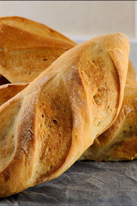 homemade crusty french bread recipe eating is good