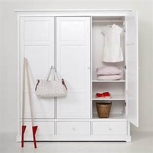Kleiderschrank 160 Cm Hoch : oliver furniture schrank kleiderschrank mit 3 t ren 195 cm hoch engel bengel onlineshop ~ Indierocktalk.com Haus und Dekorationen