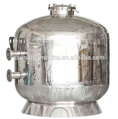 Swimming Pool Water Filter Tank Diameter 2500mm Super Big