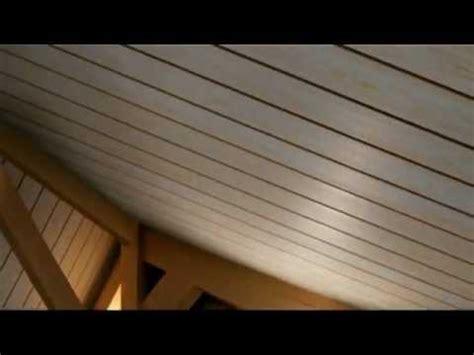 rivestimento soffitto in legno rinnovare un soffitto