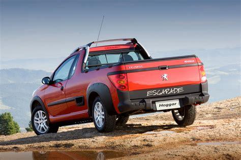 Peugeot Hoggar by Peugeot Hoggar Truck Version Of 207 Fully Revealed