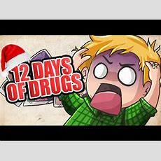 Pewdiepie Christmas Special! (12 Days Of Drugs) By