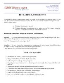 resume job objectives administrative assistant sle resume in job objective for administrative