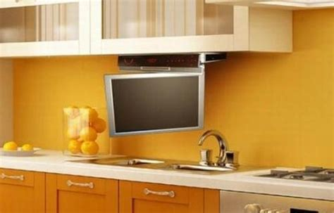 orange kitchen colors  modern kitchen design
