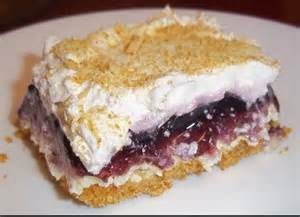 Blueberry Dessert Recipes with Cream Cheese