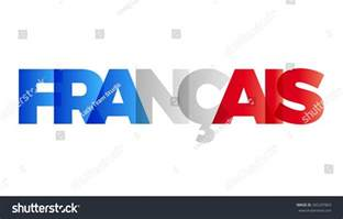 French Flag with Words
