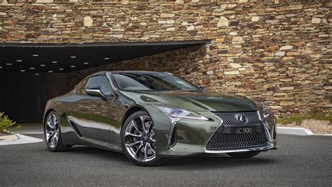 REVIEW: 2020 Lexus LC500 Inspiration - Torquecafe.com