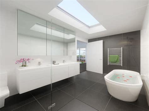 chambre a coucher italienne moderne modern bathroom design with freestanding bath