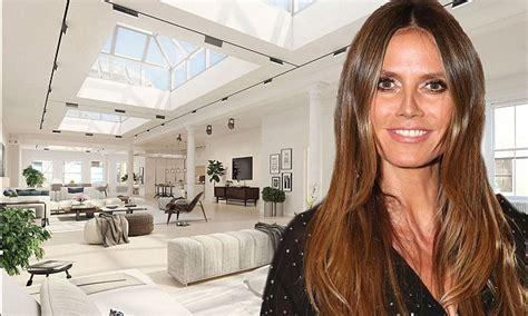 Heidi Klum Buys Million Luxury New York Apartment