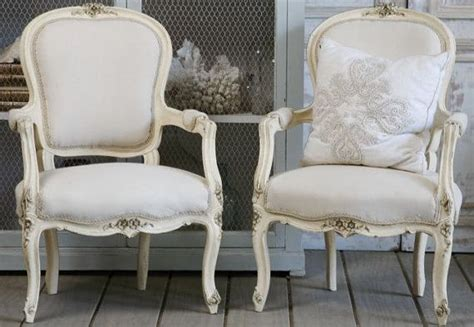 Gorgeous Shabby Chic Chairs On My Wish List Via Http