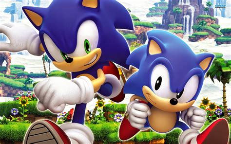 sonic wallpaper hd keren deloiz wallpaper