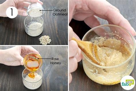 oatmeal face masks   rid  acne fab