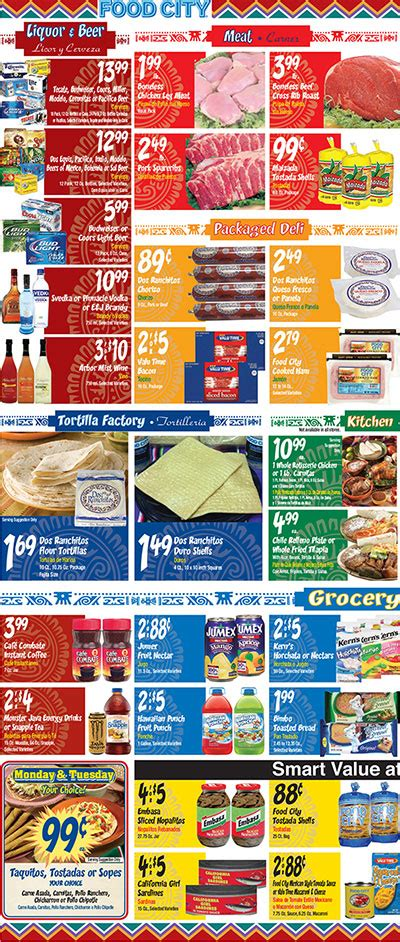 cuisines az food city weekly ad tucson az recipes food