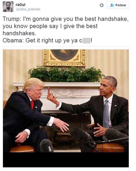 Obama Trump Memes - freemerriment and memetic fun