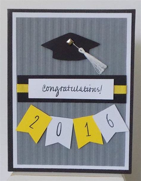 unique  graduation card graduate cards high