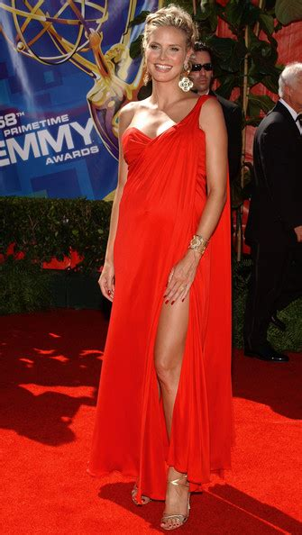Heidi Klum Photos Annual Primetime Emmy