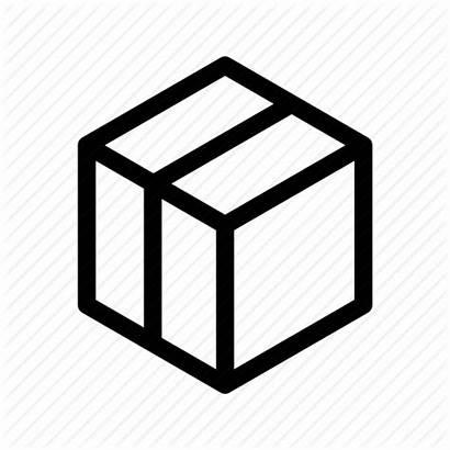 Icon Bundle Volume Box Pack Package Sealed