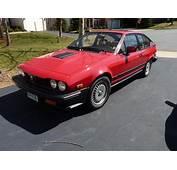 1986 Alfa Romeo GTV6  Classic Italian Cars For Sale