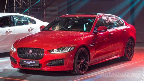 jaguar xe arrives  malaysia priced  rmk
