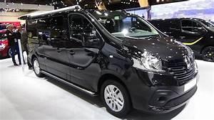 Trafic Renault 2017 : 2017 renault trafic grand passenger double cabin exterior and interior auto show brussels ~ Medecine-chirurgie-esthetiques.com Avis de Voitures