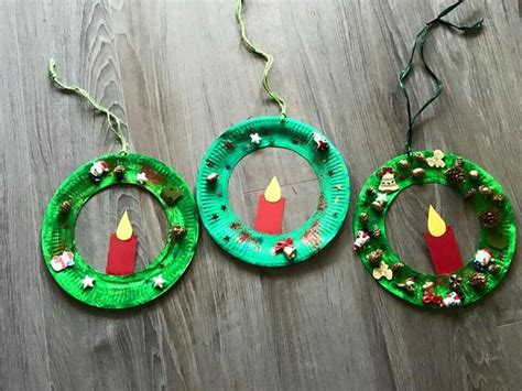 Weihnachtsdeko Fenster Für Kinder by Tolle Masken Mit Den Kindern Basteln Aus Papptellern T