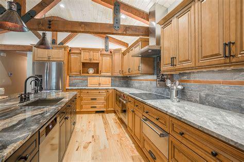 cinnamon maple glazed granite countertops seattle