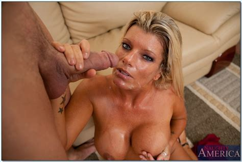 Luscious Busty Milf Kristal Summers Fucks And Gets A