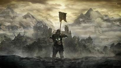 Souls Dark Gameplay Boss Showcases Footage