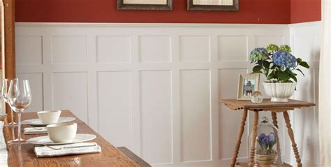 Affordable Wainscoting by Wainscoting Options Affordable Custom Assembled