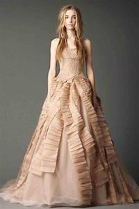 gorgeous gowns bridesmaid party u more dress ideas dress With original wedding dress color