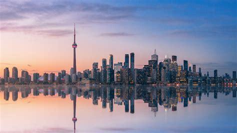 Toronto Sky Bing Wallpaper Download