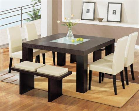 Decoration Table A Manger 80 Id 233 Es Pour Bien Choisir La Table 224 Manger Design