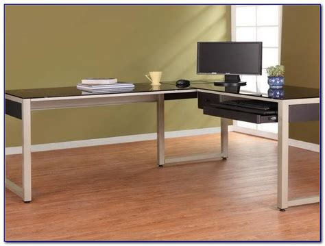 t shaped desk ikea ikea l shaped desk ideas desk home design ideas