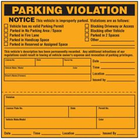 parking ticket template it all began with a parking ticket preppy empty nester f