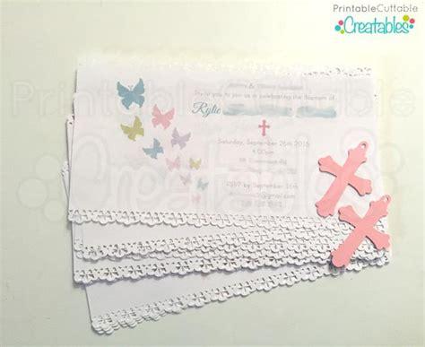 easy handmade wedding invitations