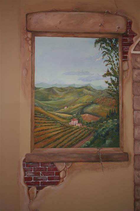 murals  trompe loeil  mural photo album