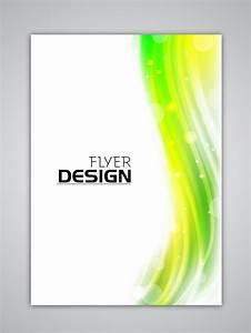 Editable Magazine Leaflet Folder Brochure Template Vector