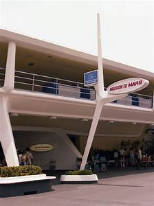 Vintage Walt Disney World: Mission to Mars Launches ...